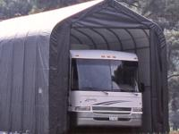 ���Portable Garage Shelter 4�Motorhome �5th Wheel �RV