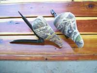 Great portable seats to take on your hunting trip. Just