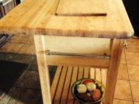 Type: KitchenType: Kitchen IslandButcher Block Island.