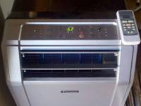 Like new Everstar room A/C with remote for sale. Works