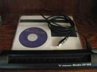 Visioneer Strobe XP 100 Scanner Small & Portable -