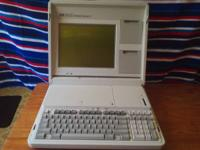 "We have one very rare and one of the original ""laptop"""