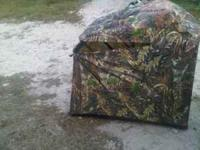 Portable one man waterfowl blinds for sale. New, never