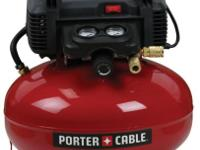 Porter Cable Air power nailing tools All you need for