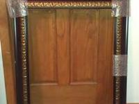 ? Perfect near the entryway for keys, coats, hats, the