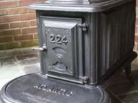 Attractive Portland Stove Foundry Co. cast iron