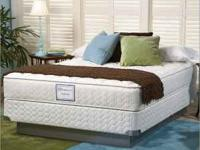 This Sealy posturepedic Luxury QUEEN size mattress set