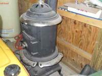 nice working wood stove excelent condition 300.00