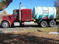 1990 359 series Peterbuilt Potable Water Truck with