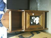 I have a beautiful potato cabinet for sale. The front