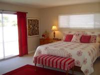 Entire Master Bedroom of coordinating items: Cardinal
