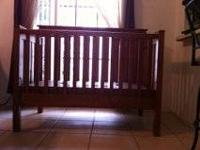 Pottery Barn Kids crib for sale. 3 months of use,