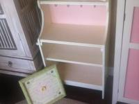 This cute play hutch is in terrific shape and is an