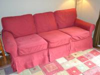 PB basic Sofa  with 3 different color slip covers