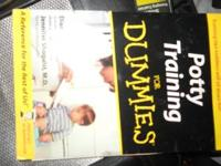 Potty Training for Dummies good condition. Make offer.