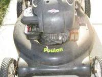 "Poulan 21"" Mower model 961340003 Briggs & Stratton 600"