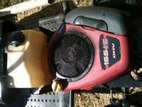 Pouland Riding Mower With Out A Deck Very Good Shape W/
