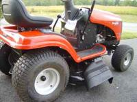 POULAN PRO RIDING MOWER, BRAND NEW-NEVER BEEN STARTED.