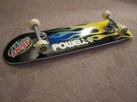Powell Hill Dew (Dew Tour) Total. New in diminish