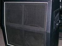 """Randall 2x12 Slant Cab $150 Carvin 722 12"""" Floor"""