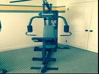 Great Home Gym however never utilize it. Simply trying