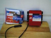 Vector 350 Watt (700 Watt Peak) Power Inverter. Works