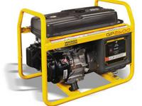 POWER PRO GAS GENERATOR 9000 WATTS 16HP MOTOR - RUNS