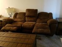 POWER RECLINER SOFA (DUAL
