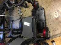 Power Scooter for sale !!! Runs great good condition!!