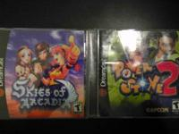 Selling some games from my Dreamcast library. I have a