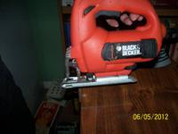 I have 2 drills - Electric a Jig Saw - Electric A power