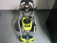 3100 PSI Ryobi Honda Pressure Washer with a 5-in-1