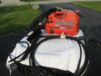 Coleman Powermate power washer Comes with 2 new