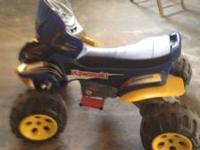 Power wheel in good condition ( new battery $ 64 at