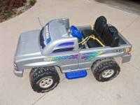 2 person Chevy Silverado Power Wheels $40. 1 person