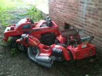 Got three power wheels that need battery and cleaned
