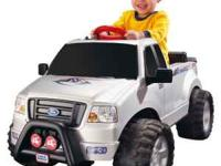 ford F150 power wheels. I am asking $45 here is a pic