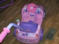 Princess Tot Rod Power Wheels $75 OBO sells for $150 at