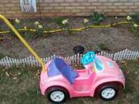 Have for sale a nice 6 volt power wheel car.Come with