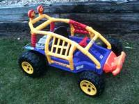 Power Wheels Dune Buggy. Excellent condition. Never