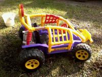 This dune buggy is in excellent condition. Has new