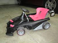 "2004 Power Wheels Hot Wheels Rally Cart. ""Driveway"