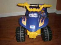 Used Power Wheels® Lil' Quad Runs great Please Call