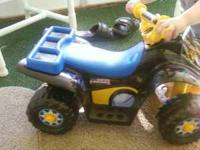 i have a batman power wheel new never used asking 50
