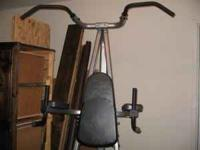 Fitness Gear Power Tower - lightly used for a few
