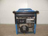 Powerback by Devilbiss generator, 6500 maximum watts