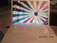 Powerbook G4 in excellent condition. Works great for