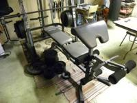 I have a Powerhouse Strength Series Weight Set for