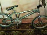 so i have an old powerlite bmx bike im not really