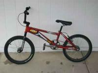 This is an EXCELLENT BMX bike for any level of rider. I